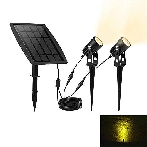 KEYNICE ソーラーLED ライト ガーデンライト