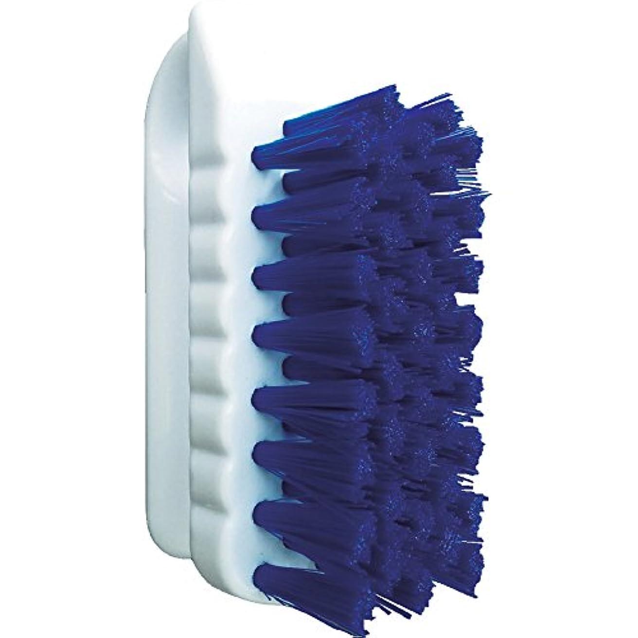 メガロポリスカレッジ発表するバーテック バーキュート 私の爪ブラシ 青 BCN-B 61700201 つめ除菌ブラシ