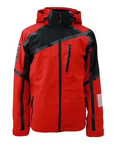 オンヨネ スキーウェア ジャケット メンズ DEMO OUTER JACKET ONJ91042 055 RD L