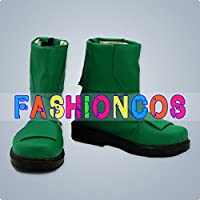 ★サイズ選択可★女性24.5CM UA0350 スーパー戦隊シリーズ 獣拳戦隊ゲキレンジャー コスプレ靴 ブーツ