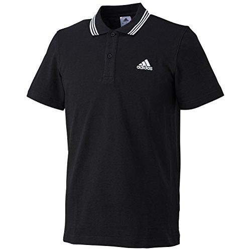 (アディダス)adidas トレーニングウェア エッセンシャルズ BASIC ポロシャツ BIM51 [メンズ] AP3957 ブラック J/L