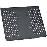 Vivoラップトップ/ノートブックトレイホルダーfor VESAマウントスタンド/フィット100mmプレート穴( stand-lap2)