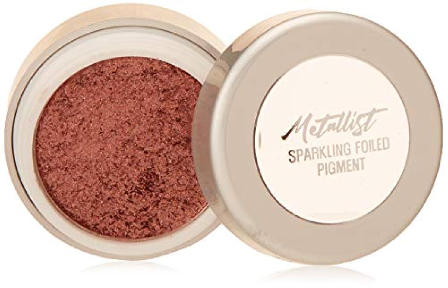 赤予想するしかしMetallist Sparkling Foiled Pigment - 06 Persian Rose