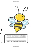 Primary Composition Notebook: Early Creative Story Book for Kids