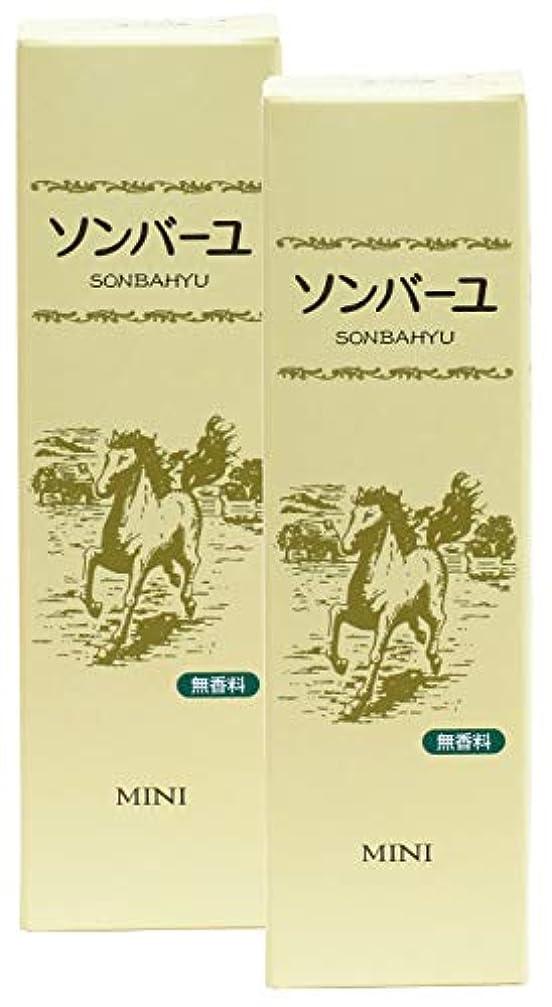 薬師堂 ソンバーユミニ 無香料 30ml×2個
