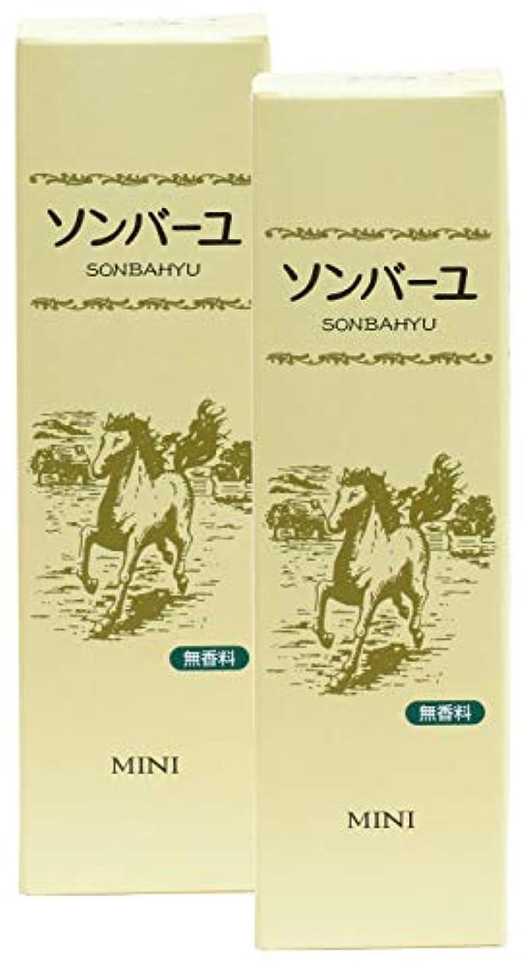実質的ストッキングカウント薬師堂 ソンバーユミニ 無香料 30ml×2個