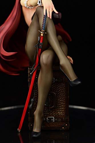 エルザ・スカーレットBunny girl Style 1/6スケール PVC製塗装済み完成品