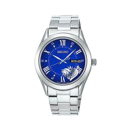 シンデレラガールズ 5周年記念 限定腕時計 アイドルマスター シンデレラガールズ×セイコー (SEIKO) スピリット 腕時計 原産国:MADE IN JAPAN