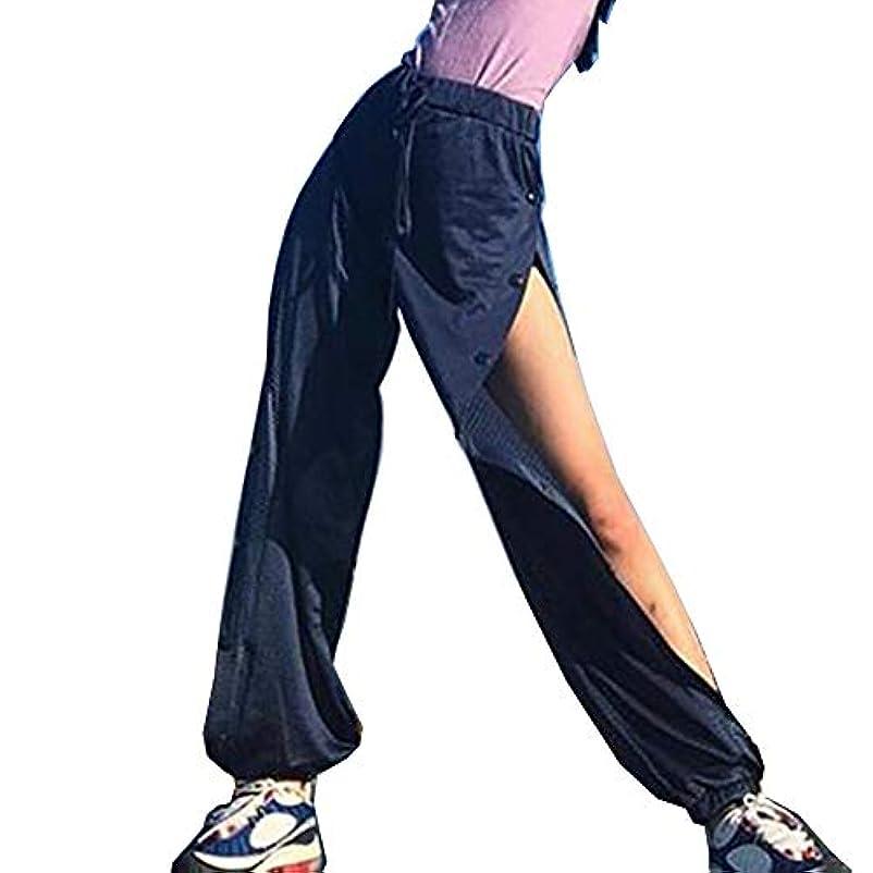 顎ブルジョンムスタチオ女性スポーツダンスワークアウトスウェットパンツカジュアルパンツ用のヨガハーレムパンツ,A,M