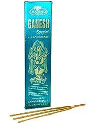 Ganesh特別なfluxo incense – 5パック、25グラム1パック