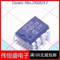 10PCS PIC12F508-I/P DIP-8 DIP 12F508 In Stock