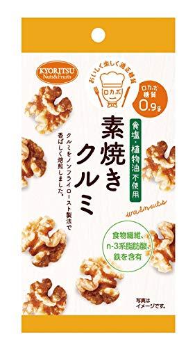 共立食品 AP素焼きクルミ 35g ×6袋