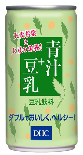 DHC青汁+豆乳(30缶入)