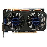 GALAXY社製 NVIDIA GeForce GTX760 GPU搭載ビデオカード (オーバークロックモデル)  GF PGTX760-OC/2GD5 MINI