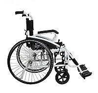 サスペンション自走車椅子、スポーツ車椅子13kg高級ポータブル折りたたみ運搬車椅子,Big