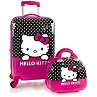 "Heys America Unisex Hello Kitty 21"" Spinner & Beauty Case"