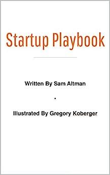Startup Playbook by [Altman, Sam]