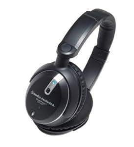 audio-technica QuietPointノイズキャンセリングヘッドホンATH-ANC7