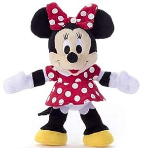 ディズニーキャラクター ポペット ミニーマウス 高さ約16cm