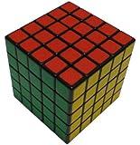 立体パズル 5×5×5 キューブ型パズル 黒素体