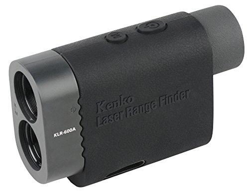 Kenko ゴルフ用レーザー距離計 KLR-600A 6倍 21口径 角度計測機能付 IP54防塵防水 CR2電池使用
