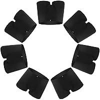 SLJ Men's Underwear 4-7 Pack Boxer Briefs Micro Modal Breathable Trunks