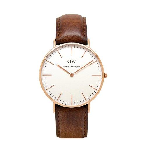 (ダニエル ウェリントン) Daniel Wellington 腕時計 [ローズゴールド] CLASSIC ST ANDREWS LADY ウォッチ 時計 レディース 時計 (並行輸入品)