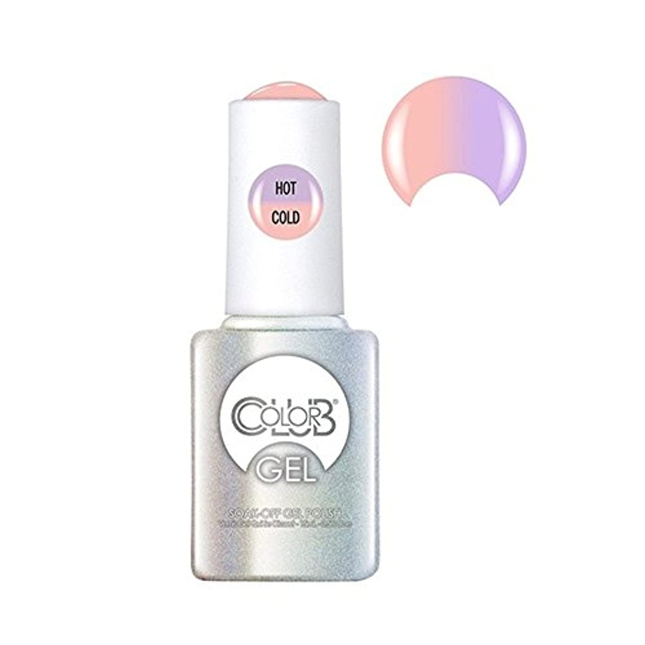 アダルト本能硬いColor Club Gel Polish - Everything's Peachy - 0.5oz / 15ml
