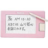 パイロット 磁気ボード ジッキーメモレ JB03P ピンク