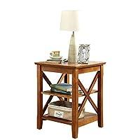 リビングルームのためにストレージコンパートメントと下位シェルフ、木製の足でトップコーヒーテーブル