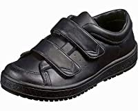 【健康靴】Vステップ05 ■ブラック ■3E ■婦人用 ■ 24.0cm