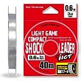 ティクト ライトゲームコンパクトショックリーダー 40m巻