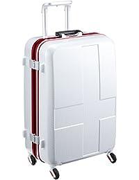 [イノベーター] | ハードキャリー フレーム | | TSAカードロック | 消音キャスター | 便利アイテム付き |  保証付 60L 66cm 4kg INV58