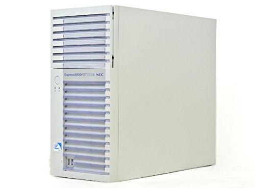 【中古】 NEC Express5800/GT110b CelG1101-2.26GHz/1GB/160GB/RAID/DVD