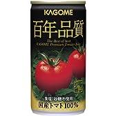 【数量限定】 百年品質トマトジュース190g×30本