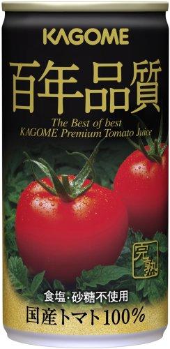 カゴメ 百年品質トマトジュース190g×30本...