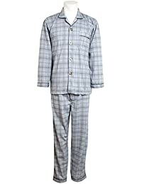 パジャマ メンズ あったか 裏起毛 前開き 長袖 パジャマ上下セット ルームウェア