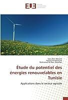 Étude du potentiel des énergies renouvelables en Tunisie: Applications dans le secteur agricole
