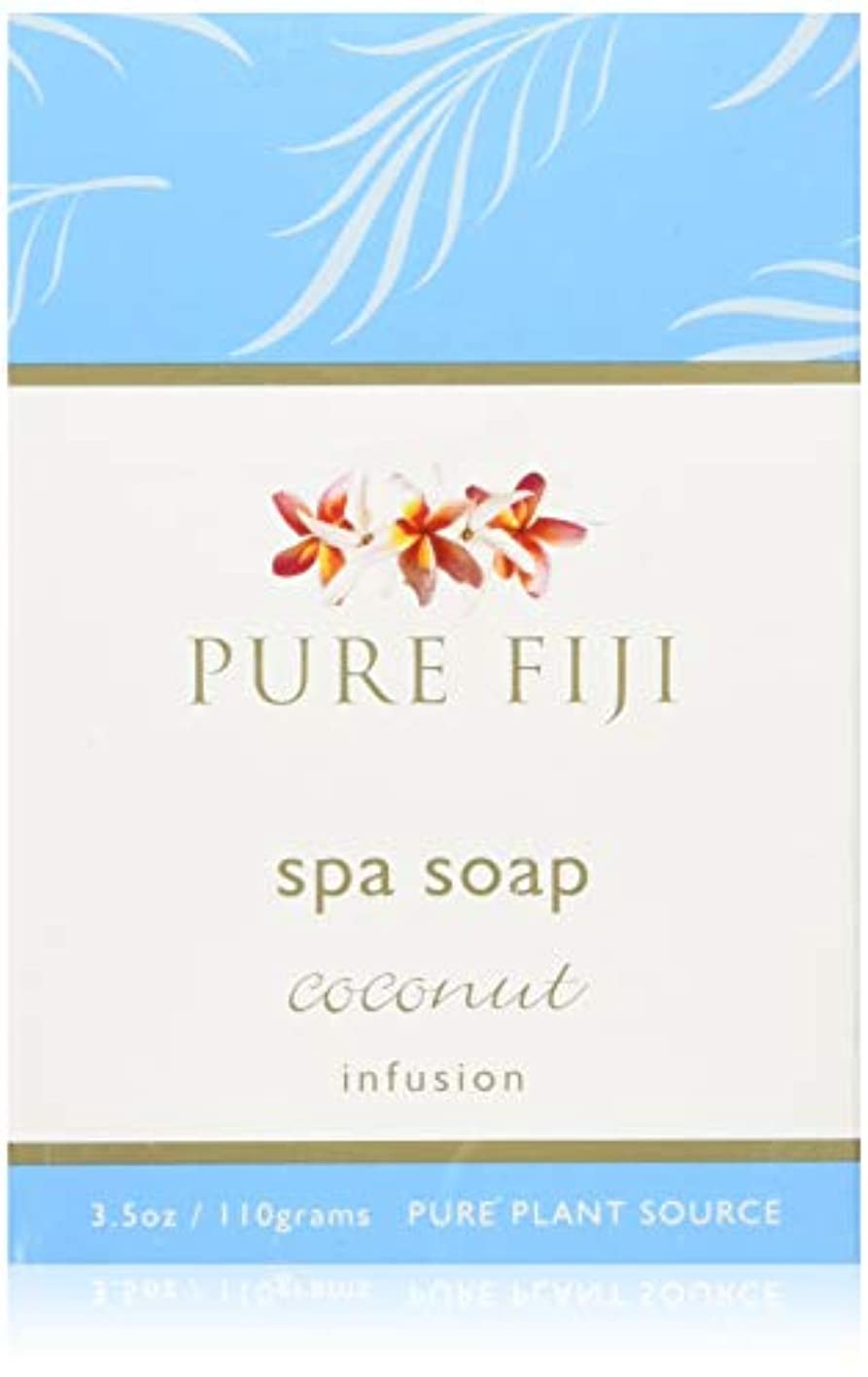 マティス感謝しているお互いPure Fiji Spa Soap coconut