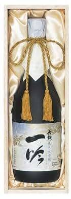 一吟 英勲 純米大吟醸 720ml 純米大吟醸酒 15度