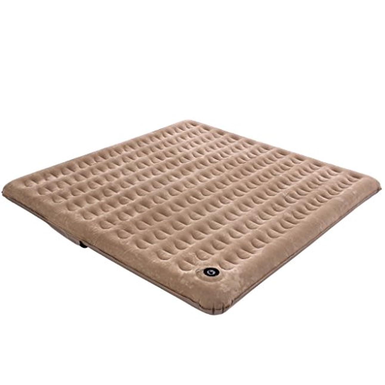 機械的温かいコーラス2?3人がインフレータブルクッションポータブル家庭用インフレータブルテント防湿エアクッションセットインフレータブルチューブ (Size : 140 * 190cm (55 * 74.8 inches))