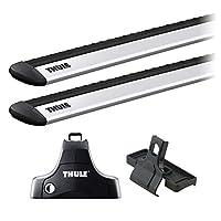 THULE(スーリー) インプレッサG4(セダン H28/10~ GK#)専用ベースキャリアセット フット754+ウイングバー EVO7114+キット1813