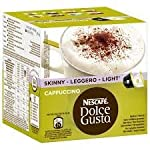Nescafe Dolce Gusto Skinny Cappuccino 16 Pods by Nescafe Dolce Gusto