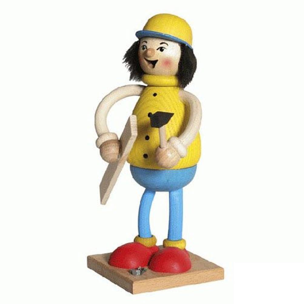 再生広々とした証明する39096 Kuhnert(クーネルト) ミニパイプ人形香炉 DIY