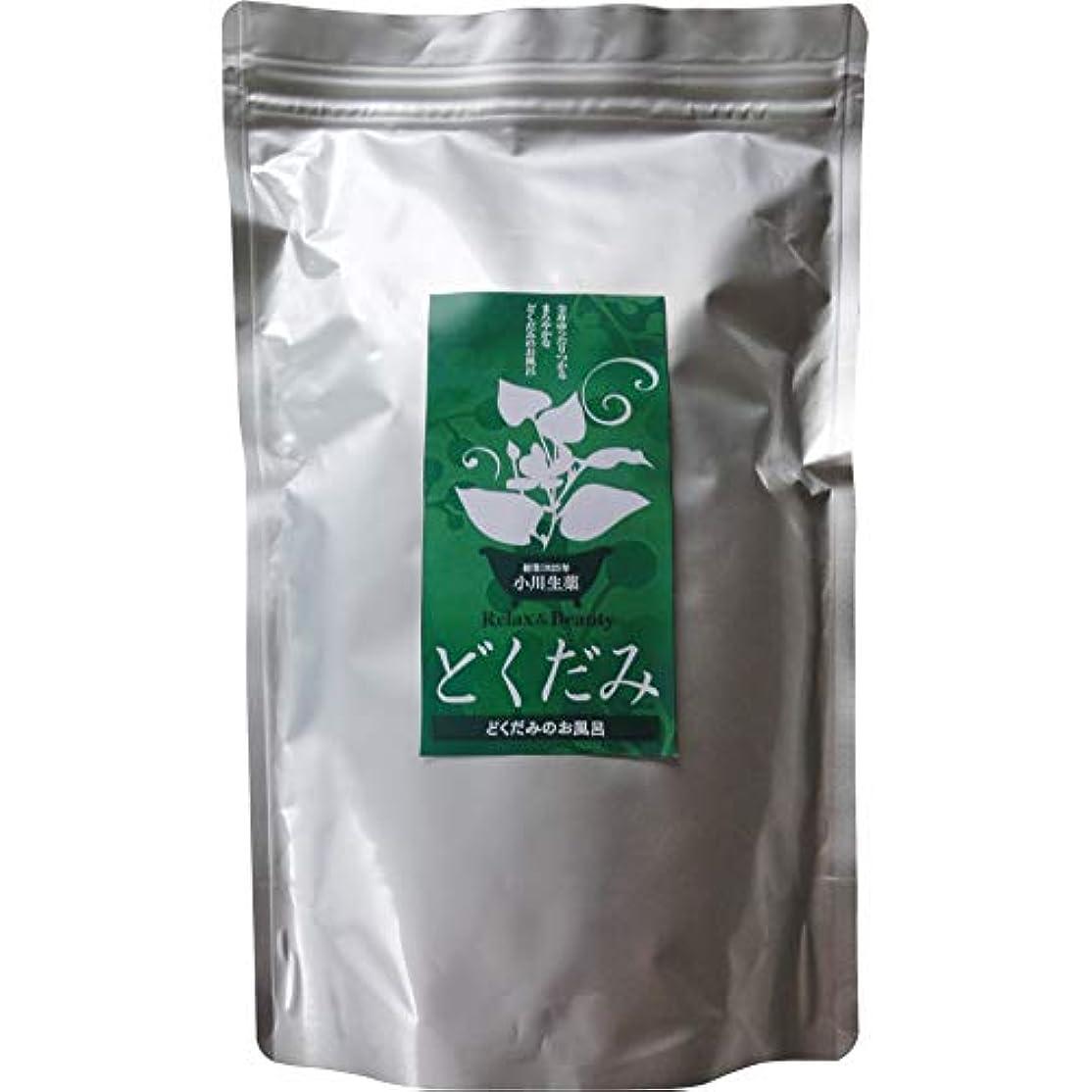 純粋なもろいリル小川生薬のどくだみのお風呂 25g*10袋