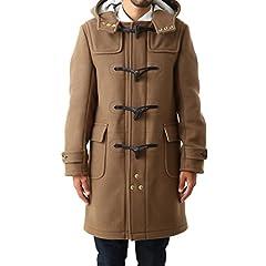 Scye Basics Wool Cashmere Duffle Coat 5116-73520: Mocha