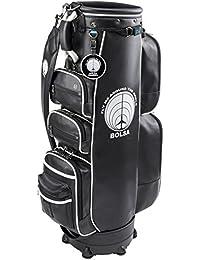 MIZUNO GOLF (ミズノゴルフ) キャディーバッグ ボルサヴォアドーラ キャデイーバッグ カート 5LJC182600 ブラック(09) 重量: 約3.9kg
