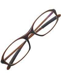 ブルーライトカット 老眼鏡 PC リーディンググラス パソコン TR90 軽量 超弾性素材