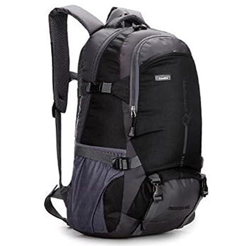 (ラント ベル)Rant Bell 登山用リュック バックパック 6ポケット 45L (黒)