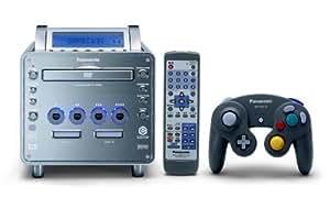 NINTENDO GAMECUBE互換機 DVD/ゲームプレーヤー「Q」